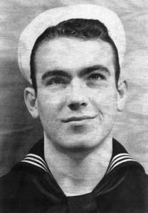 Seaman 2nd Class Jack Evans.