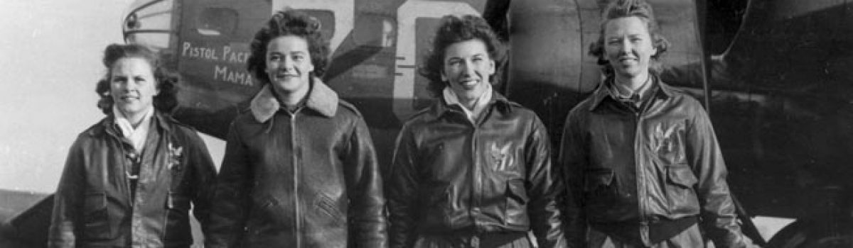 Jacqueline Cochran: Blazing A Trail For Women In Aviation Service