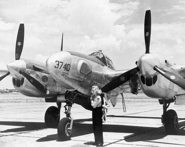 American Jacqueline Cochran blazed a trail in aviation and contributed to the Allied war effort.