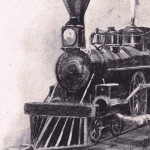 James Andrews vs. William Fuller in the Great Locomotive Chase