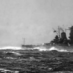Japanese Battleship Yamato Makes Its Final Stand