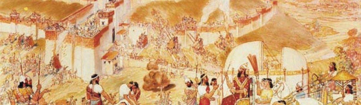 Sennacherib: The Assyrian King's Failed Second Siege of Jerusalem