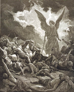 Judaean King Hezekiah and Jerusalem endured a speculated second siege led by Assyrian king Sennacherib.