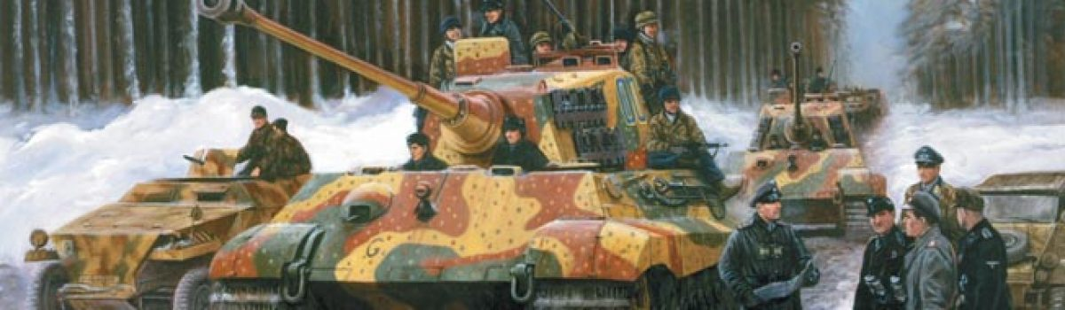 Joachim Peiper's Escape from the Battle Of the Bulge