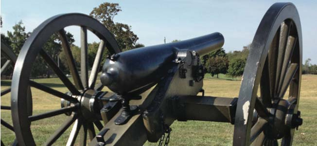 Inventor John Griffen's 3-inch Ordnance Rifle was one of the safest, most reliable, and most accurate cannons of the American Civil War.