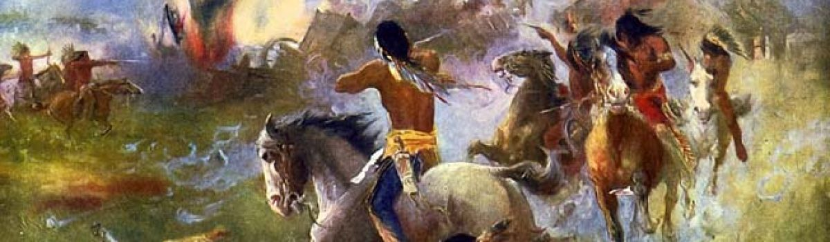 John Pope vs. Little Crow: The Sioux Uprising