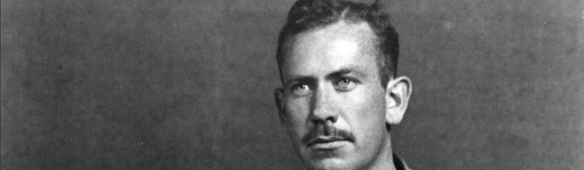 John Steinbeck in World War II