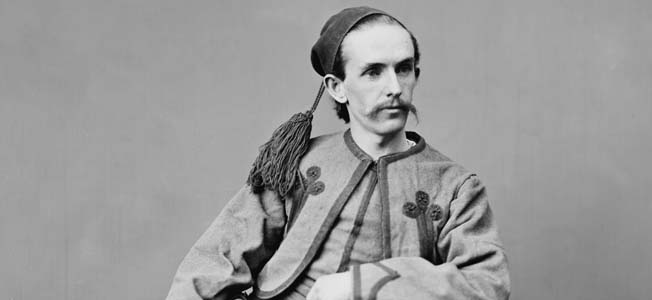 John Surratt somehow escaped justice after the Lincoln assassination despite being intimately acquainted with John Wilkes Booth and other conspirators.