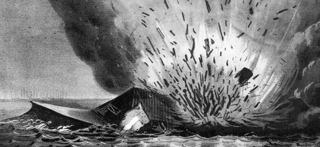A skilled, brilliant officer in the Confederate Navy, John Taylor Wood inflicted major damage on the U.S. Navy.