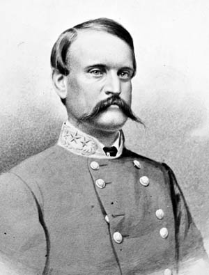 Confederate Secretary of War John C. Breckinridge.