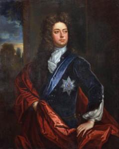 John Churchill, Duke of Marlborough.