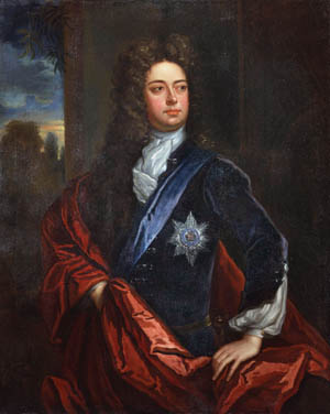 John Churchill, Duke of Marlborough.