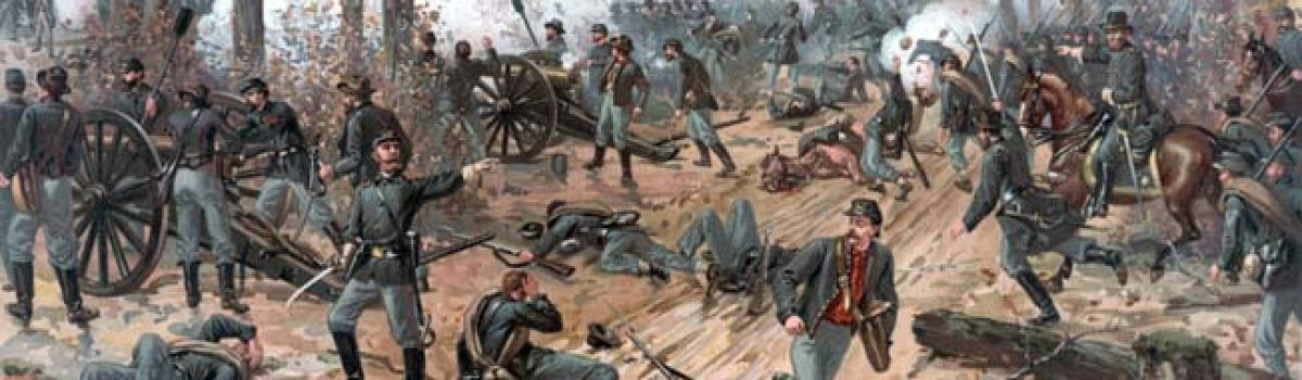 Johnston Goes After Ulysses S. Grant at Shiloh