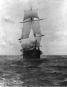 Admiral David Farragut's flagship, Hartford.