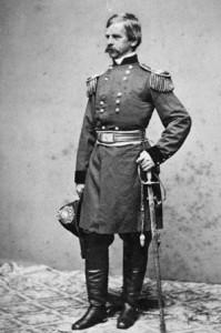 Maj. Gen. Nathaniel P. Banks.