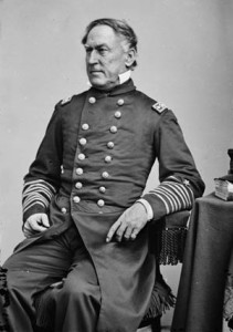 Admiral David Farragut.