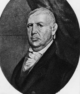 Isaac Shelby.