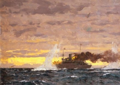 Gallantry on the High Seas: Merchant Ship Sacrifices in the Atlantic