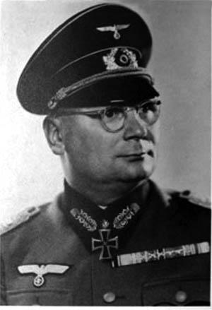 Brigadier General Egon von Neindorff commanded the German defenses at Ternopil.