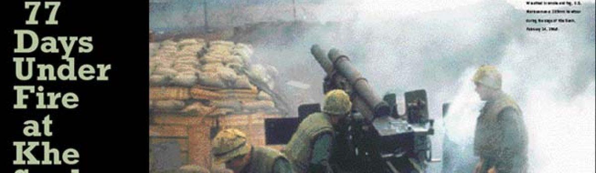 The Marines and North Vietnamese at Khe Sanh