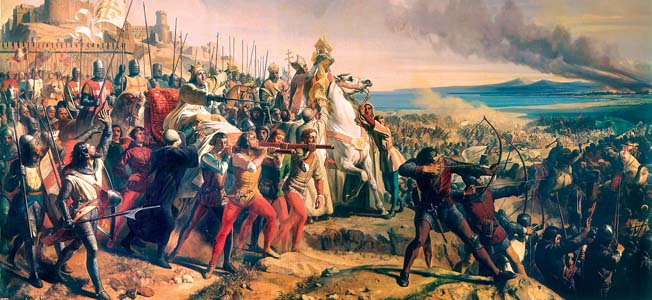 Taken by complete surprise, Saladin was defeated by his own hubris shortly after his first significant military campaign against a crusader state.