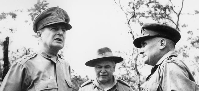 Part of World War II's Pacific War, the Kokoda Track was often called the 'Trail of Death'.