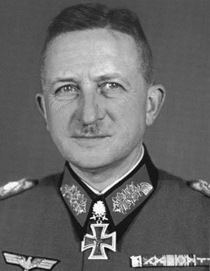 General Otto von Knobelsdorff.