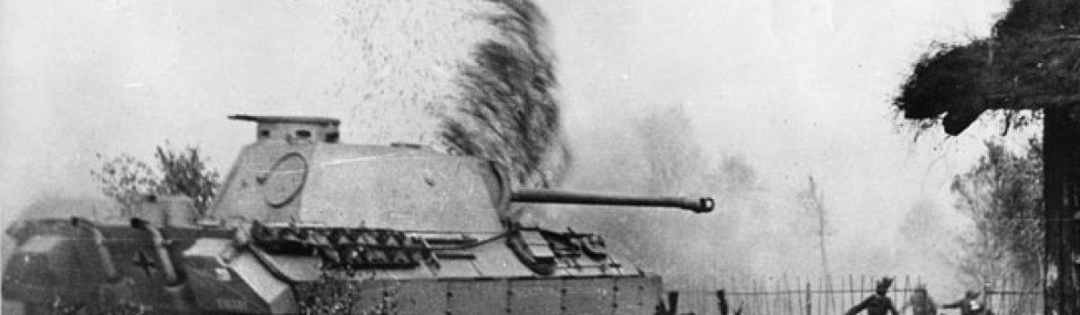 Otto von Knobelsdorff: Panzer Commander