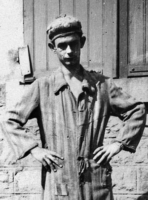 As a teenager, Louis Gros was sentenced to Buchenwald for anti-Nazi activities in his hometown in France.