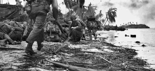 Guam had been U.S. Territory for nearly half a century when it was overrun by the Japanese in 1941. It took considerable effort to take it back.