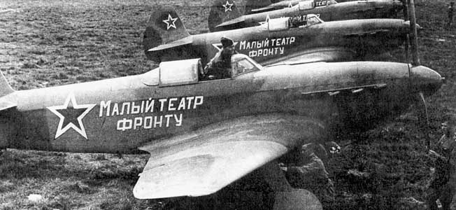Red Air Force female pilot Lilya Litvak became a fighter ace and a Hero of the Soviet Union fighting the Germans.