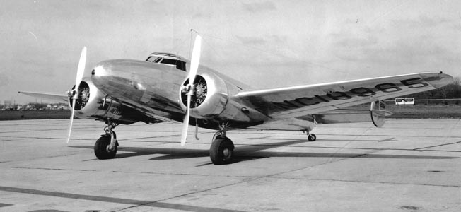 Lockheed's versatile Electra and Lodestar aircraft were overshadowed by more famous transport and combat types.