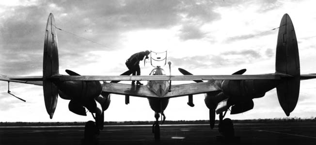"""The two engines of the Lockheed P-38 Lightning also reflected the fact that the U.S. military was keen on """"heavy"""" aircraft, those with armor that would protect the pilot and other equipment that would make them effective in combat."""