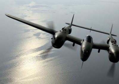 The Lockheed P-38 Lightning: Strange but Deadly Design