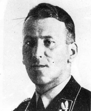 Ernst Kaltenbrunner, head of the Reich Security Main Office, gave Skorzeny the orders to carry out Operation Long Jump.
