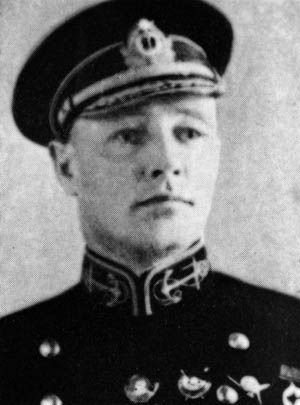 By posing as a German officer, Soviet intelligence officer Nikolai Kuznetzov learned the details of the plot.