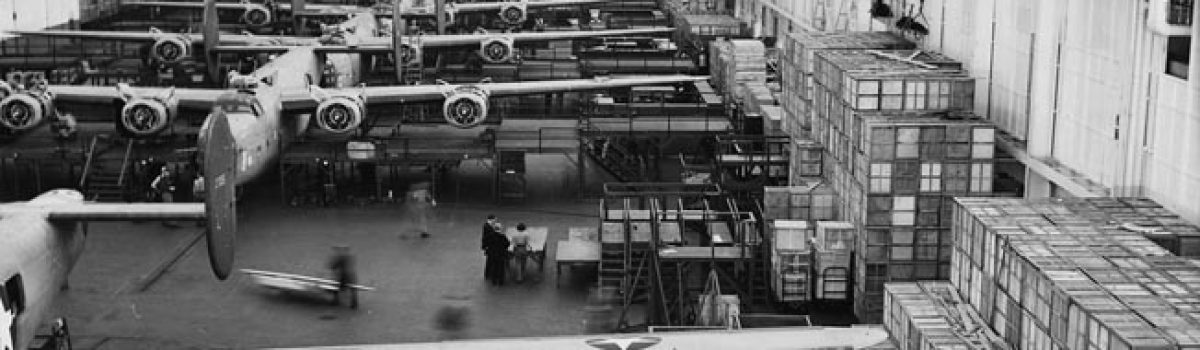 Ford's Willow Run Factory