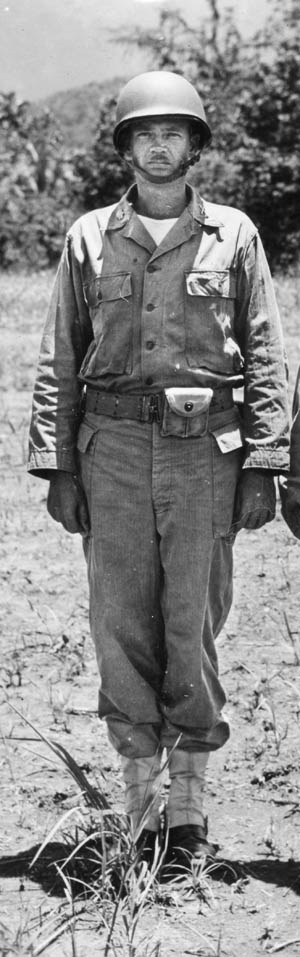 Lt. Col. Robert Spragins commanded the 2nd Battalion, 19th Infantry during its ordeal.