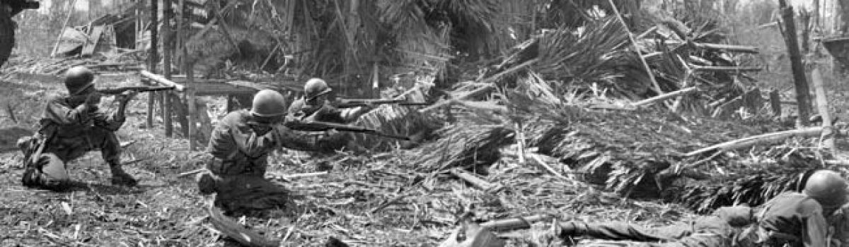 Doughboy White: The Lost Battalion of Leyte