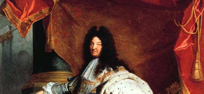 Louis XIV the Sun King of France