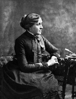 Nurse Louisa May Alcott.