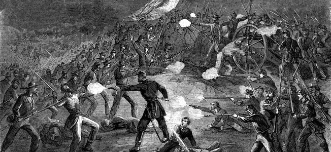 Polish-born Union Army Colonel Wlodzimierz Kryzanowski showed great skill handling his troops during key battles of the American Civil War.