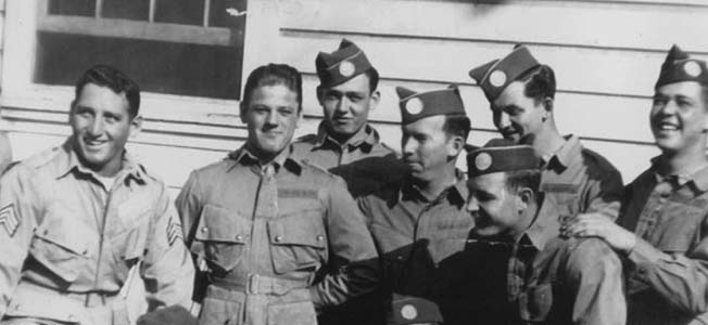 Jumping from an airplane during the great Allied assault of France never crossed Labutka's mind in 1939, when he joined the Pennsylvania National Guard. But much would change in the next three years.