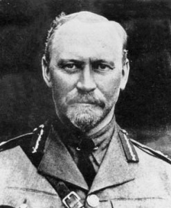 South African General Jan Christian Smuts ended the war as a member of the Imperial War Cabinet in London.