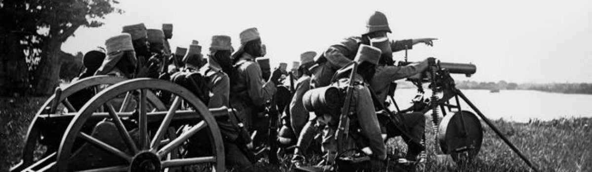 The Hungry War: German East Africa in World War I