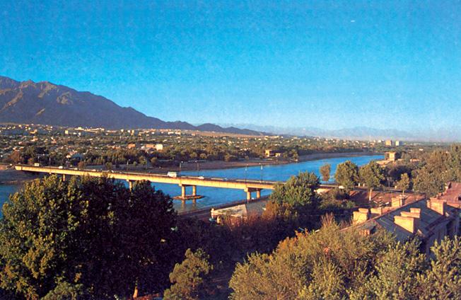 Alexandria the Furthermost. Today the Tajik city of Khodzent.