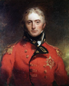 Lt. Gen. Sir John Moore, second-in-command at Alexandria. Painting by Thomas Lawrence.