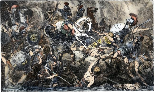 Athenian army history study