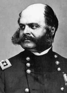 Maj. Gen. Ambrose Burnside.