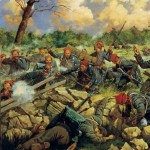 Gallant Charge at Antietam